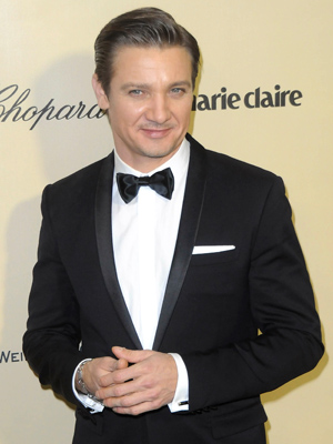 Jeremy Renner. Albert L. Ortega/Getty Images