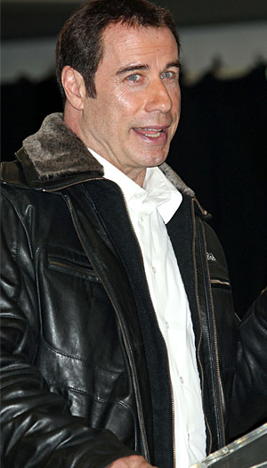 John Travolta (Splash News)