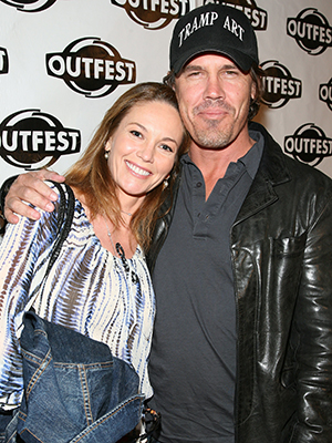 Josh Brolin and Diane Lane have split (Angela Weiss/Getty Images)