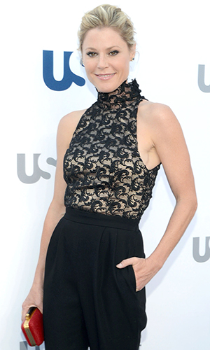 Julie Bowen hits the red carpet. (Michael N. Todaro/WireImage)