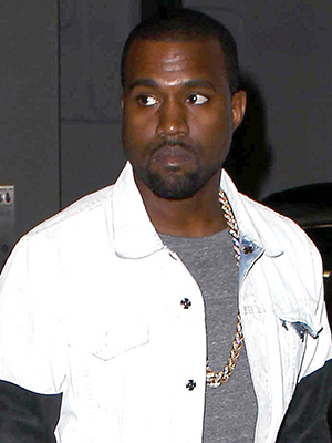 Kanye West (SMXRF/Star Max/FilmMagic)