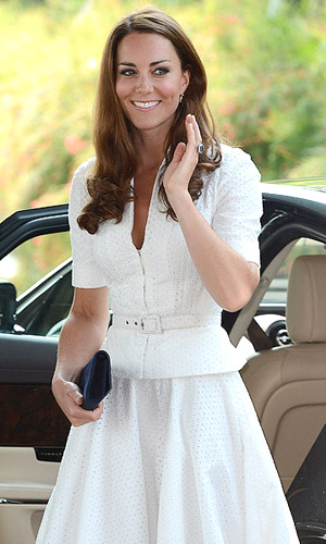 Catherine, Duchess of Cambridge (James Whatling/Corbis)