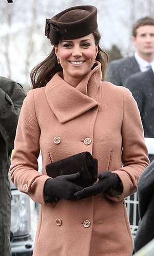 Kate Middleton on March 15, 2013 (Getty Images)