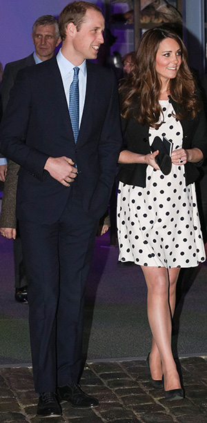 Prince William and Kate Middleton (Getty Images)