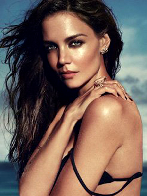 Katie Holmes (H.Stern for IRIS Jewelry)