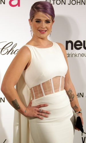 Kelly Osbourne (Splash News)