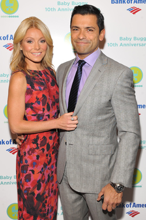 Ripa and Consuelos