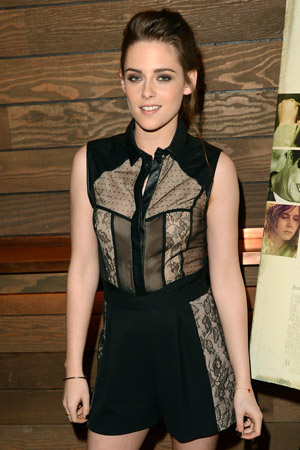 Kristen Stewart (Jason Merritt/Getty Images)
