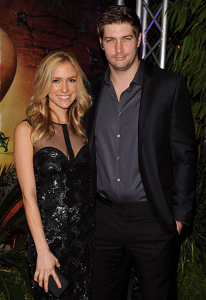 Kristin Cavallari and Jay Cutler (Getty Images)