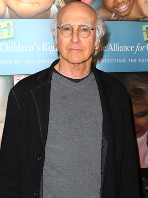 Larry David. (WireImage)