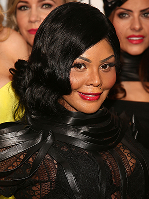 Lil' Kim on February 9, 2013 (Getty Images)