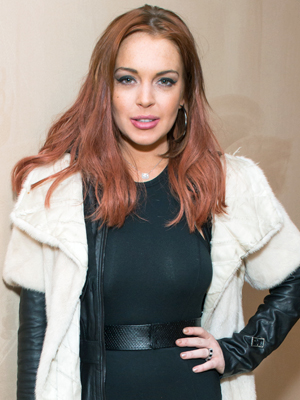 Lindsay Lohan (Michael Stewart/Getty Images)