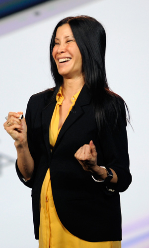 Lisa Ling (David Becker/Getty Images)