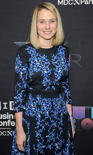 Marissa Mayer (Brad Barket/Getty Images)