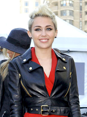 Miley Cyrus (Enrique RC/PacificCoastNews.com)