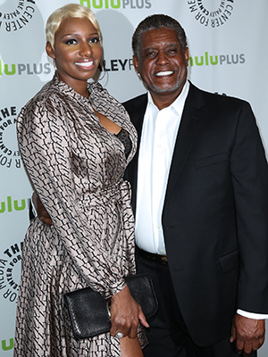 NeNe Leakes and Gregg Leakes (Getty Images)