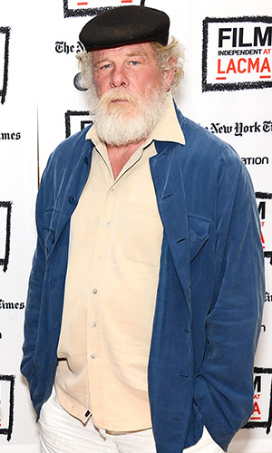 Nick Nolte (Amanda Edwards/WireImage)