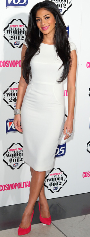 Nicole Scherzinger (Getty Images)