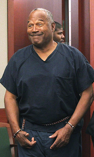 OJ Simpson hits court in Nevada (eff Scheid-Pool/Getty Images)