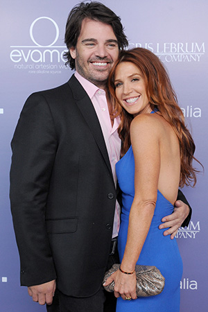 Poppy Montgomery and Shawn Sanford (Getty Images)