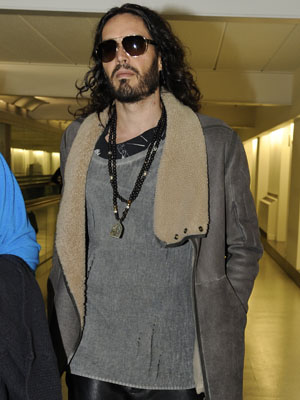 Russell Brand (Splash News)