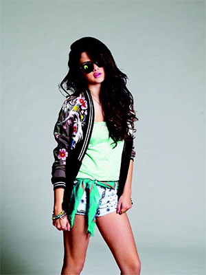 Selena Gomez (Marvin Scott Jarret)