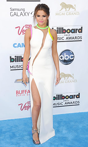 Selena Gomez at the 2013 Billboard Music Awards in May. (WireImage)
