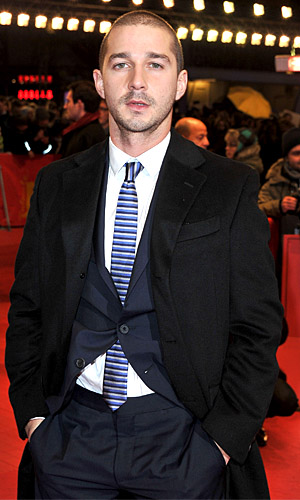 Shia LaBeouf (Pascal Le Segretain/Getty Images)