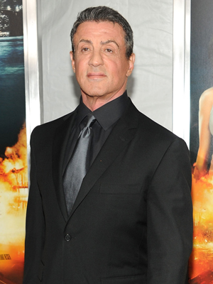 Stallone. (Getty Images)