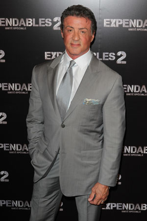 Sylvester Stallone (Getty Images)