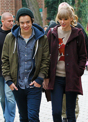 Haylor as they were. (Splash News)