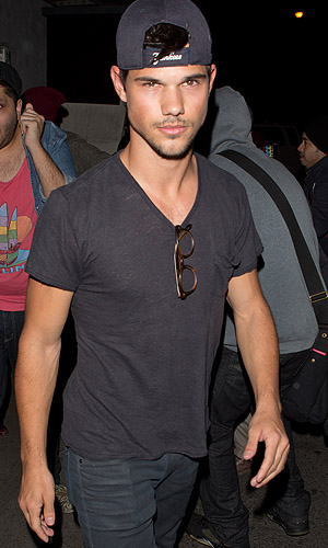 Taylor Lautner (Splash News)