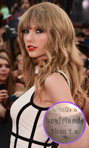 Taylor Swift. (George Pimentel/WireImage)