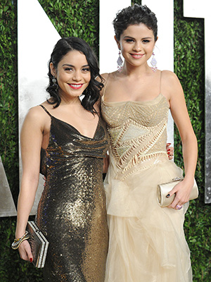 Vanessa Hudgens and Selena Gomez (FilmMagic)