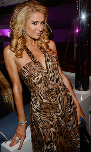 Paris Hilton (Michael Buckner/Getty Images)