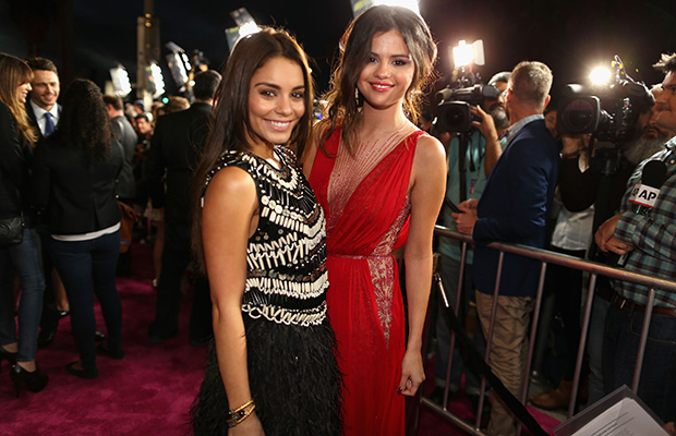 Vanessa Hudgens and Selena Gomez (Getty Images)