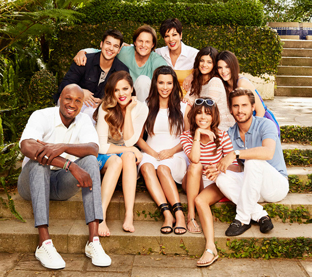 The Kardashians are ready for Season 8 (E! Networks)