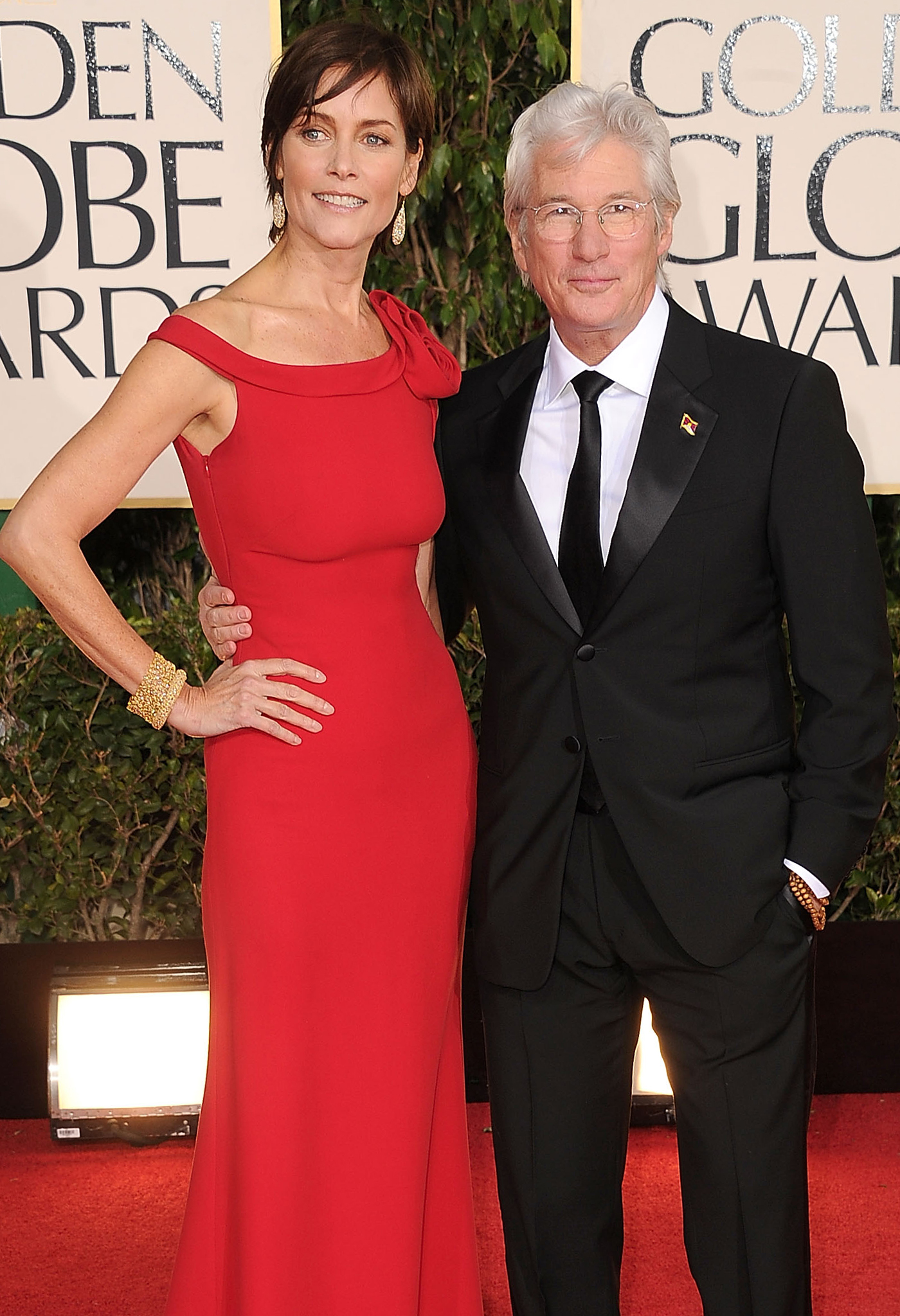 Carey Lowell and Richard Gere (Steve Granitz/WireImage)