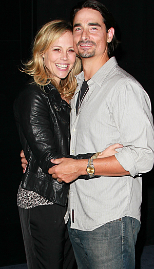 Kristin and Kevin Richardson (WireImage)