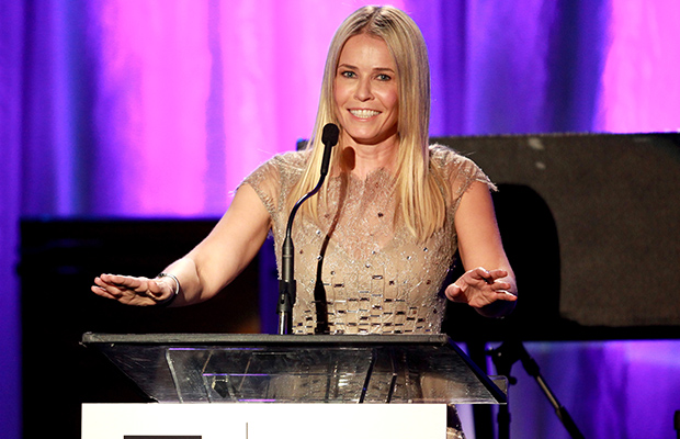 Chelsea Handler hosts EIF's Women's Cancer Research Fund's 'An Unforgettable Evening' (Getty Images)
