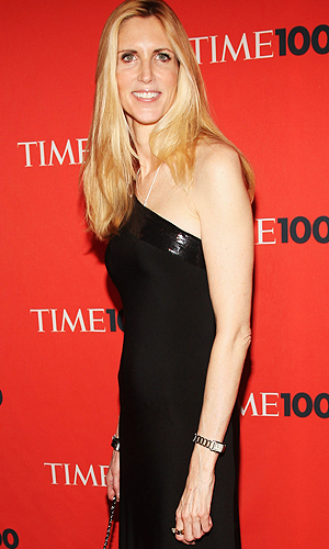 Ann Coulter (Jason Kempin/WireImage)