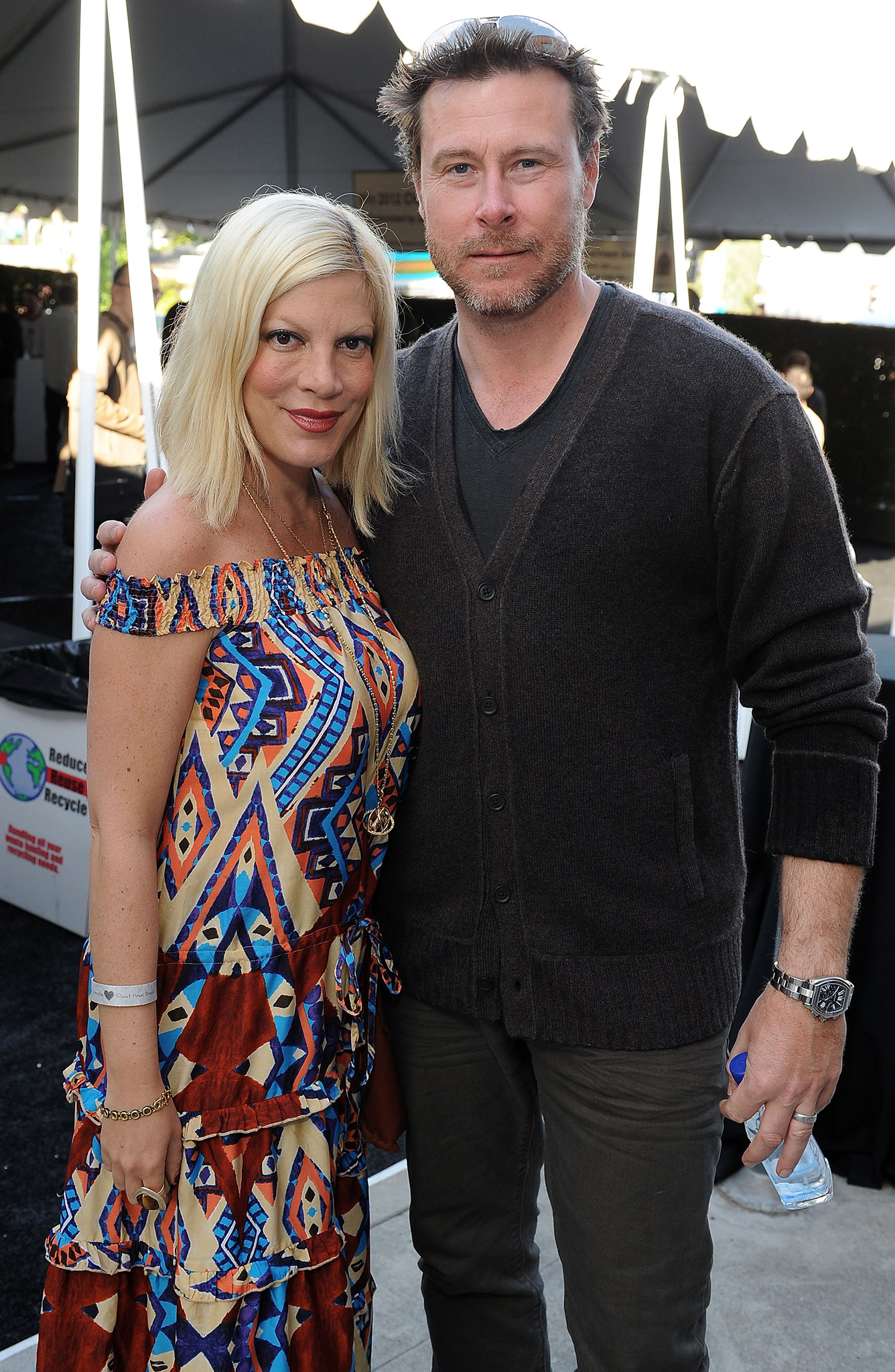 Tori Spelling and Dean McDermott (Getty Images)