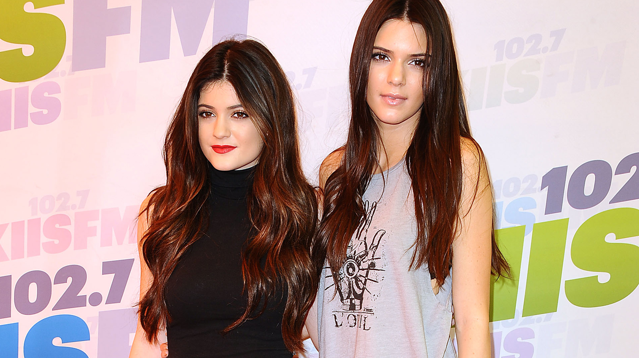 Kylie and Kendall Jenner (Getty Images)