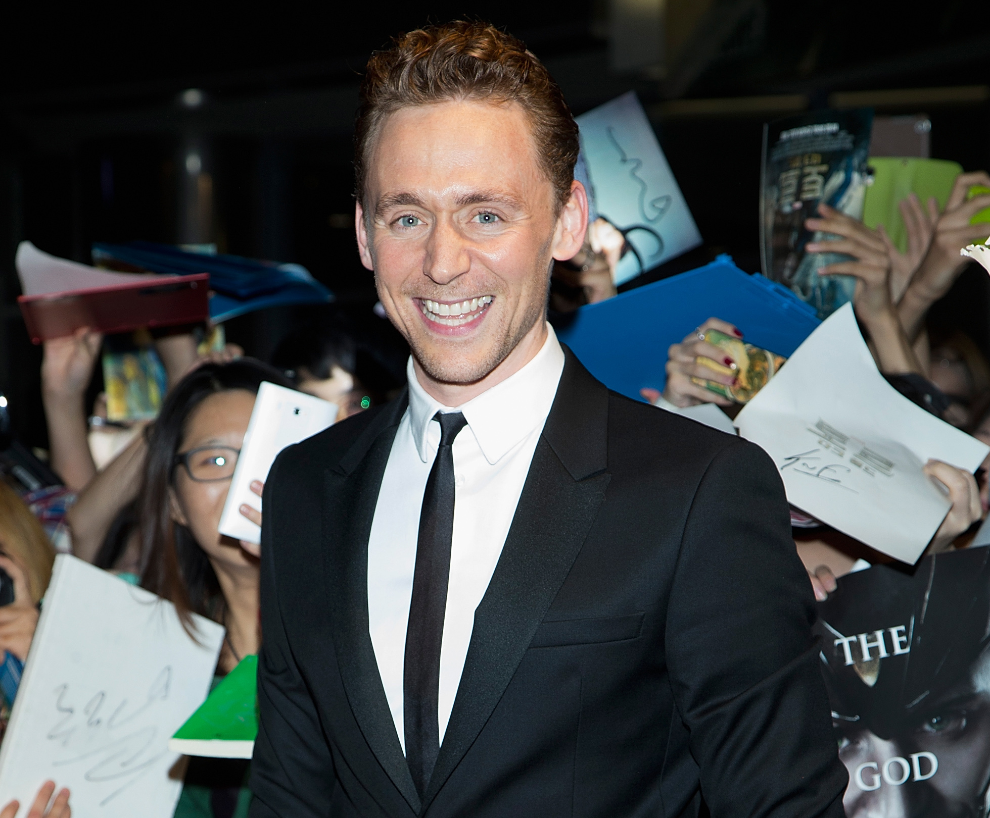 Tom Hiddleston (Getty Images)