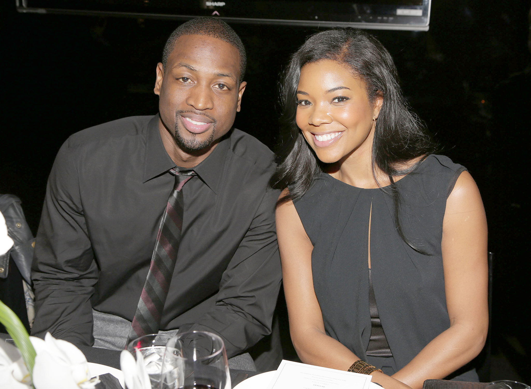 Gabrielle Union and Dwyane Wade are engaged. (FilmMagic)