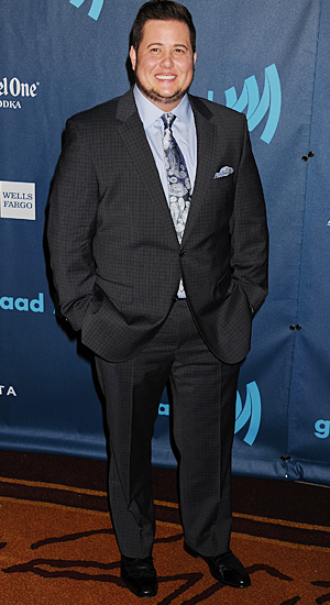 Chaz at the GLAAD Media Awards, April 20, 2013 (Jeffrey Mayer/WireImage)