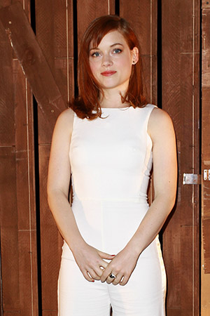 Jane Levy on April 16, 2013 in London, England (Fred Duval/FilmMagic)