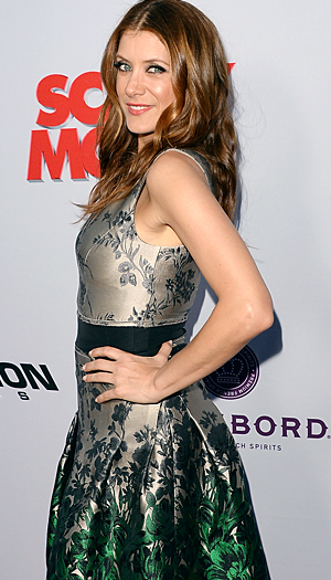 Kate Walsh stuns on the red carpet. (Wire Image)