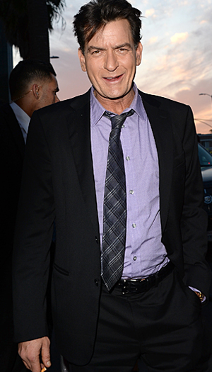 Charlie Sheen (Jason Merritt/Getty Images)