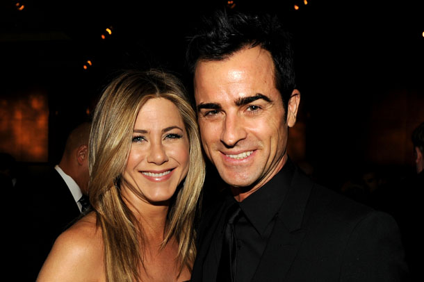 Jennifer Aniston and Justin Theroux are getting hitched ... soon! (Getty Images)